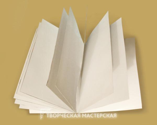 Склеенная основа книжки азбуки