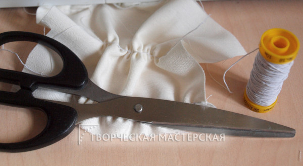 Материалы для сборки ткани