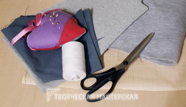 Материалы для пошива детской шапки своими руками