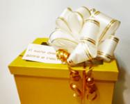 Свадебный подарок молодоженам своими руками