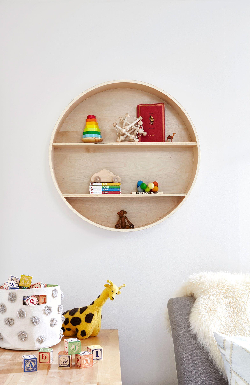 Примеры декора детского уголка